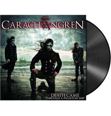 CARACH ANGREN - 'Death Came Through A Phantom Ship' 2xLP