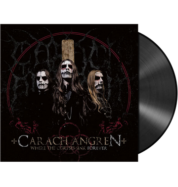 CARACH ANGREN - 'Where The Corpses Sink Forever' LP