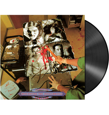 CARCASS - 'Necroticism: Descanting The Insalubrious' LP