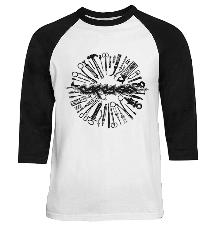CARCASS - 'Surgical Steel' Raglan