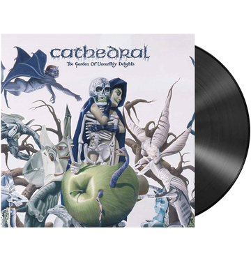 CATHEDRAL - 'The Garden Of Unearthly Delights' 2xLP