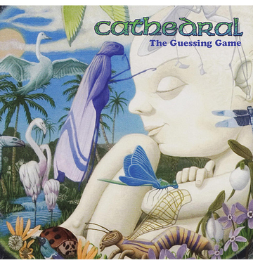 CATHEDRAL - 'The Guessing Game' 2CD