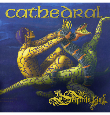 CATHEDRAL - 'The Serpent's Gold' CD