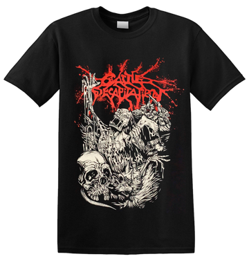 CATTLE DECAPITATION - 'Alone At The Landfill' T-Shirt