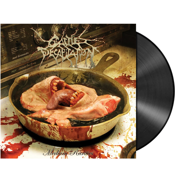 CATTLE DECAPITATION - 'Medium Rarities' LP
