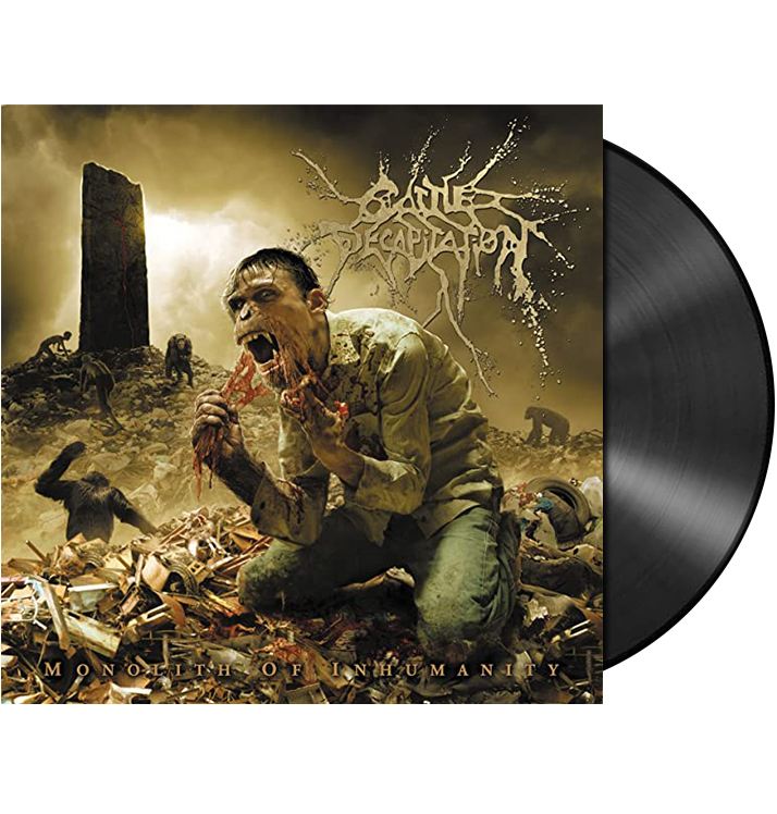 CATTLE DECAPITATION - 'Monolith Of Inhumanity' LP