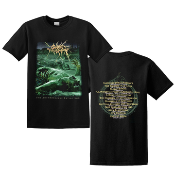 CATTLE DECAPITATION - 'Anthropocene Extinction' T-Shirt
