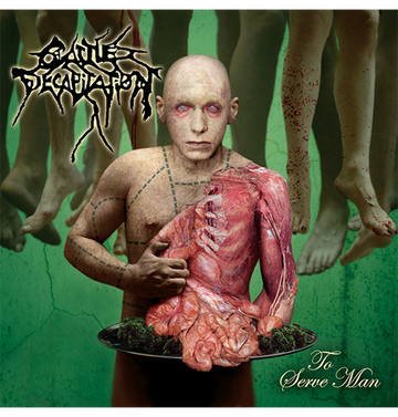 CATTLE DECAPITATION - 'To Serve Man' CD