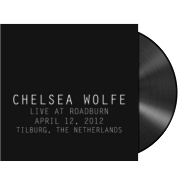 CHELSEA WOLFE - 'Live At Roadburn 2012' LP
