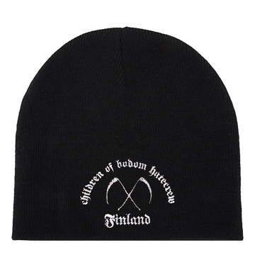CHILDREN OF BODOM - 'Hatecrew Finland' Beanie
