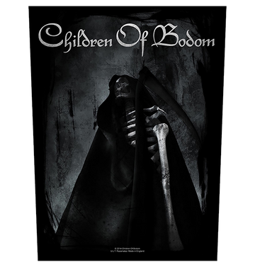 CHILDREN OF BODOM - 'Fear The Reaper' Back Patch