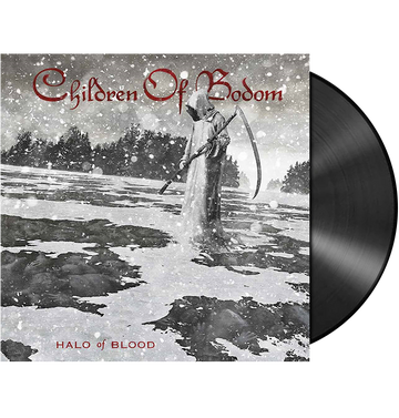 CHILDREN OF BODOM - 'Halo Of Blood' LP