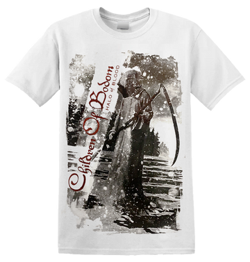 CHILDREN OF BODOM - 'Halo Of Blood' T-Shirt