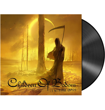 CHILDREN OF BODOM - 'I Worship Chaos' LP