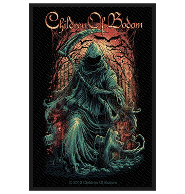 CHILDREN OF BODOM - 'Reaper' Patch