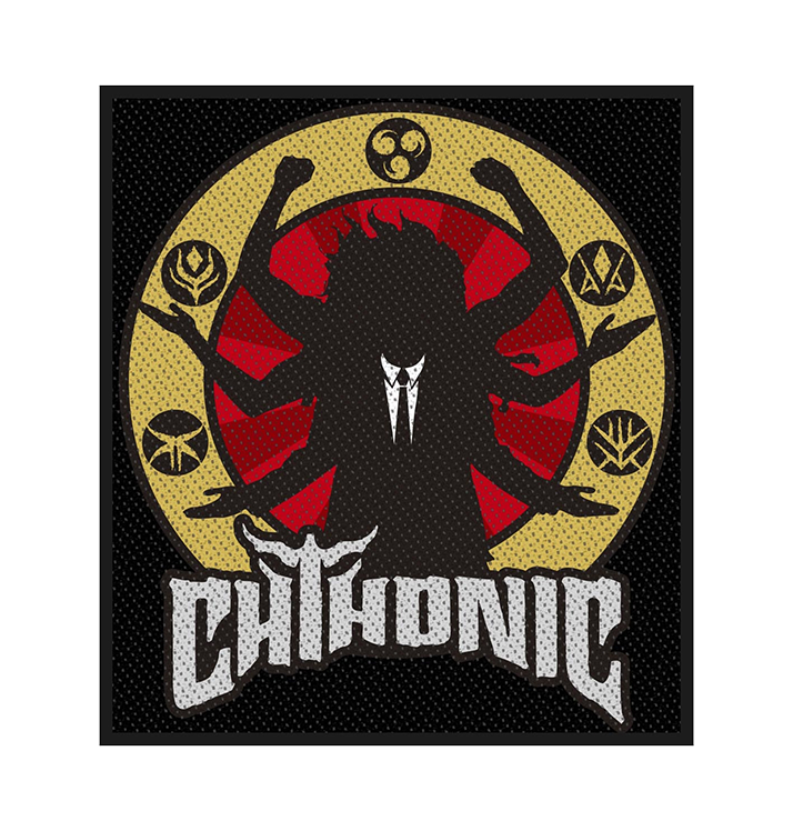 CHTHONIC - 'Deity' Patch