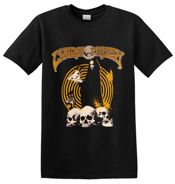 CHURCH OF MISERY - 'Goathead' T-Shirt