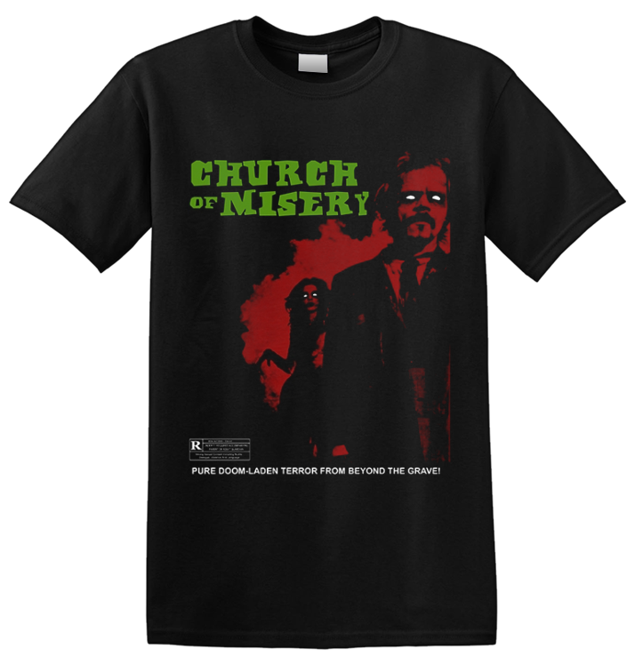 CHURCH OF MISERY - 'Rated R' T-Shirt