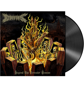 COFFINS - 'Beyond The Circular Demise' LP