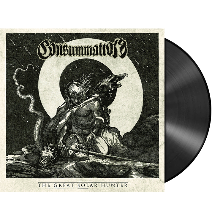 CONSUMMATION - 'The Great Solar Hunter' 2xLP