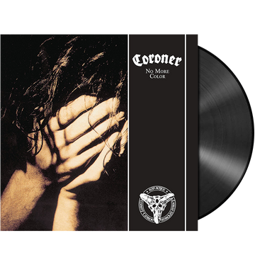 CORONER - 'No More Color' LP