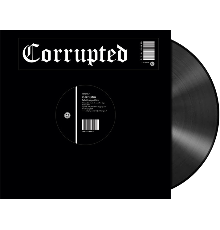 CORRUPTED - 'Felicific Algorithm' LP