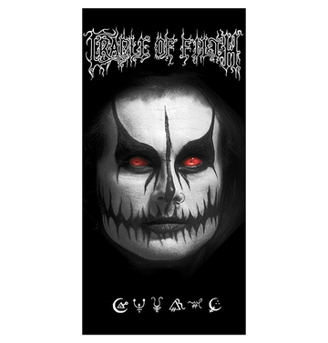 CRADLE OF FILTH - 'Dani Filth' Gaiter Face Mask
