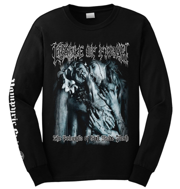 CRADLE OF FILTH - 'The Principle Of Evil Made Flesh' Long Sleeve