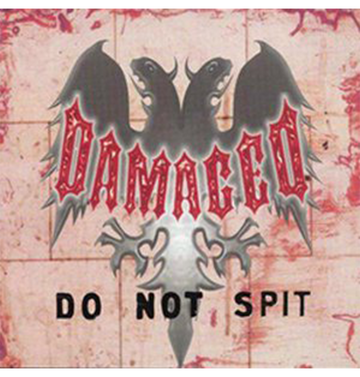 DAMAGED - 'Do Not Spit' CD