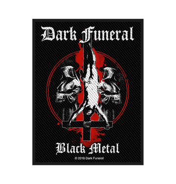 DARK FUNERAL - 'Black Metal' Patch