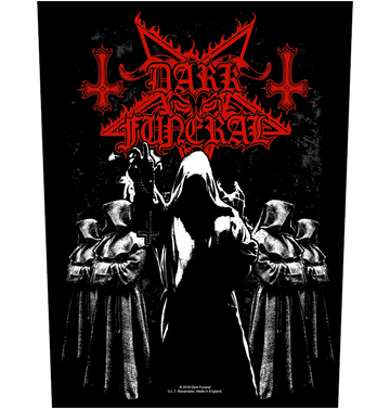 Dark Funeral - 'Shadow Monks' Back Patch