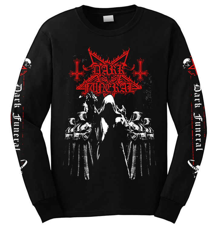 DARK FUNERAL - 'Shadow Monks' Long Sleeve