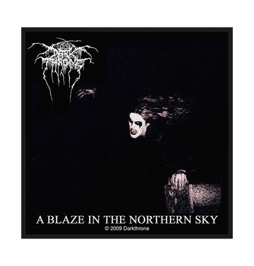 DARKTHRONE - 'A Blaze In The Northern Sky' Patch