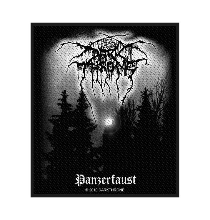 DARKTHRONE - 'Panzerfaust' Patch