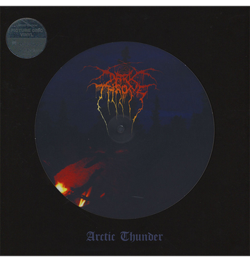 DARKTHRONE - 'Arctic Thunder' LP Picture Disc
