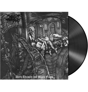 DARKTHRONE - 'Dark Thrones & Black Flags' LP