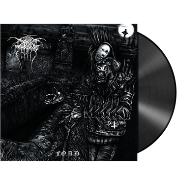 DARKTHRONE - 'F.O.A.D' LP