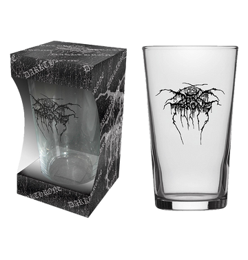 DARKTHRONE - 'Logo' Beer Glass