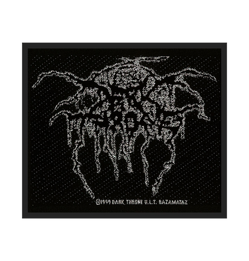 DARKTHRONE - 'Lurex Logo' Patch
