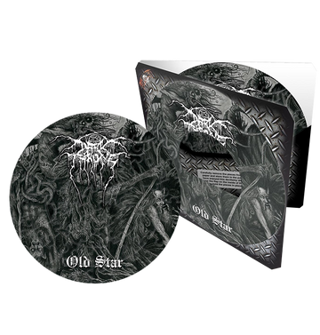 DARKTHRONE - 'Old Star' Puzzle