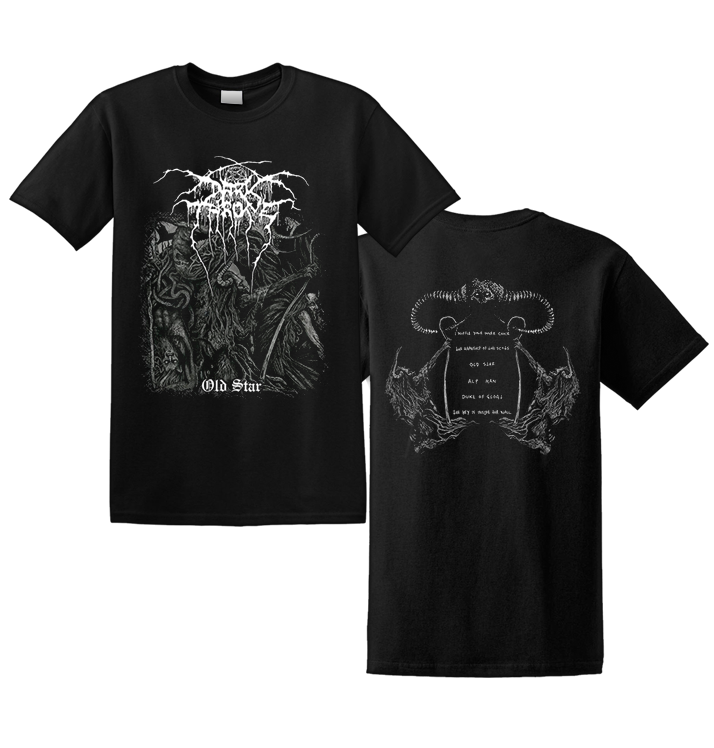 DARKTHRONE - 'Old Star' T-Shirt