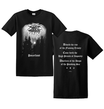 DARKTHRONE - 'Panzerfaust' T-Shirt