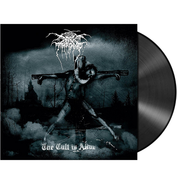 DARKTHRONE - 'The Cult Is Alive' LP