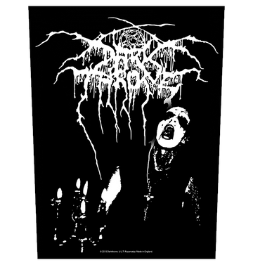 DARKTHRONE - 'Transilvanian Hunger' Back Patch