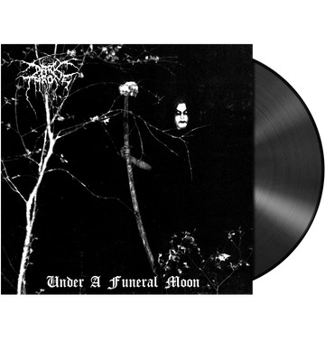 DARKTHRONE - 'Under A Funeral Moon' LP