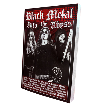 DAYAL PATTERSON - 'Black Metal: Into The Abyss' Book