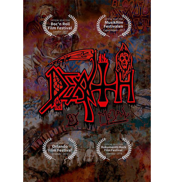 DEATH - 'Death By Metal' DVD