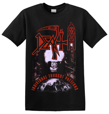 DEATH - 'Individual Thought Patterns' T-Shirt