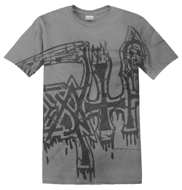 DEATH - 'Large Logo' T-Shirt
