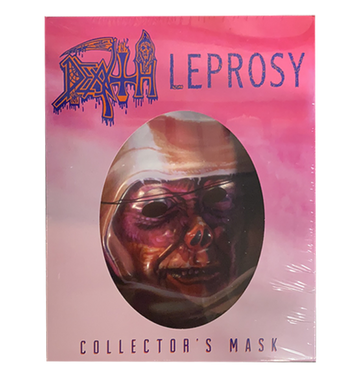 DEATH - 'Leprosy' Face Mask